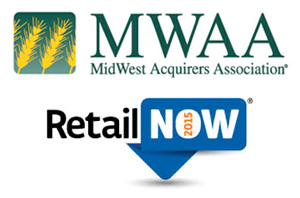 MWAA and Retail NOW logos