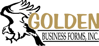 Golden Business Forms